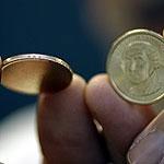両面「顔なし」の新1ドル硬貨