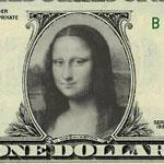 偽1ドル札