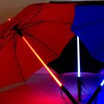 ライトセイバー傘