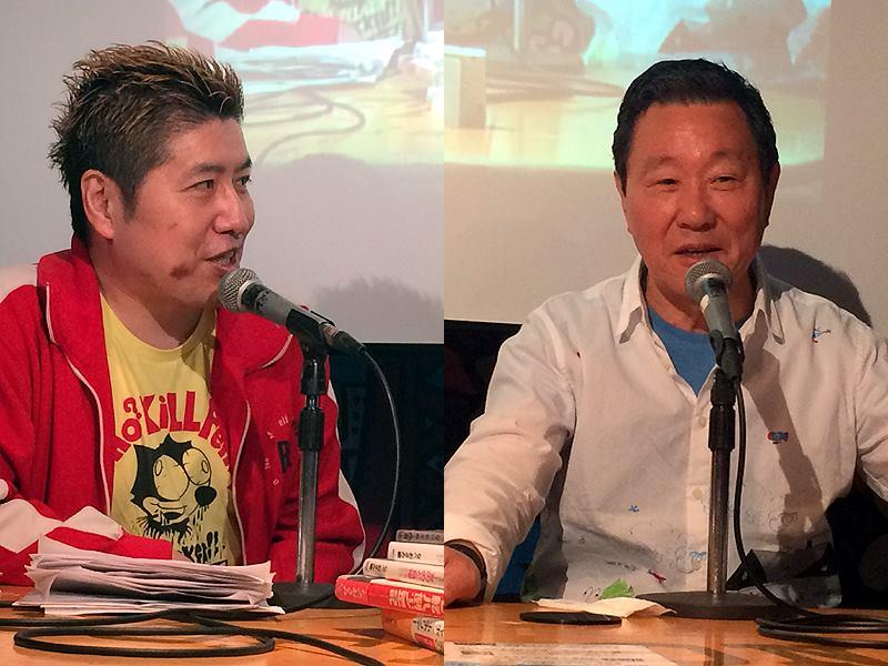 吉田豪の「復活!雑談天国」/「ゲスト・なべおさみさんを迎えて」