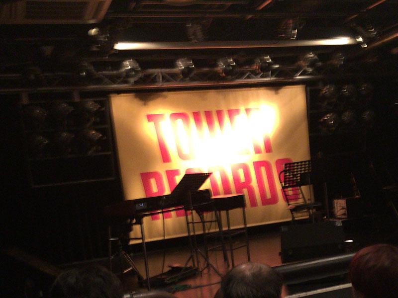 原田知世「恋愛小説2~若葉のころ」発売記念 ミニライブ@タワーレコード渋谷店