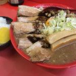 バカ愛肉スペシャル麺(小ライス付)@バカみたいに愛してた